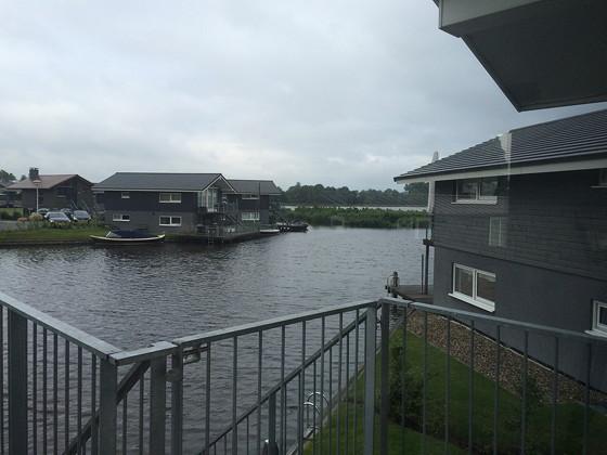 Ploggen 14 Juli 2015: Terherne en Akkrum Landal huisje 413 Sneekermeer