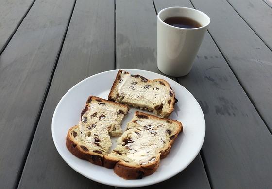 Ploggen 16 Juli 2015: Zonnig Dagje in Terherne ontbijt