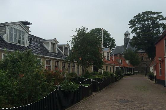 Ploggen 17 Juli 2015: Grou en Wandelen bij Sneekermeer laantje kerk