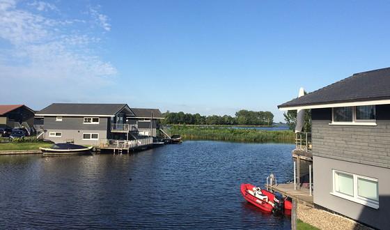 Ploggen 18 Juli 2015: Frysk Landbouwmuseum en Alde Feanen Earnewald uitzicht huisje 413 Landal sneekermeer