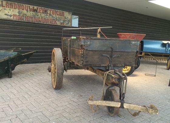 Ploggen 18 Juli 2015: Frysk Landbouwmuseum en Alde Feanen Earnewald Jarrebak