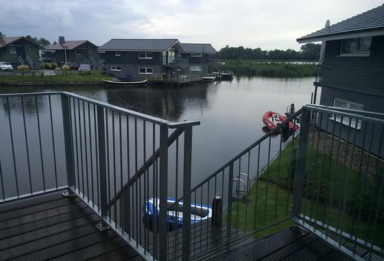 Ploggen 19 Juli 2015: Relaxdagje in het Huisje uitzicht 413 landal sneekermeer
