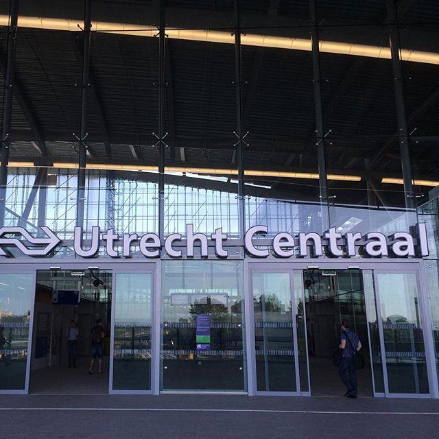 Utrecht Centraal nieuw