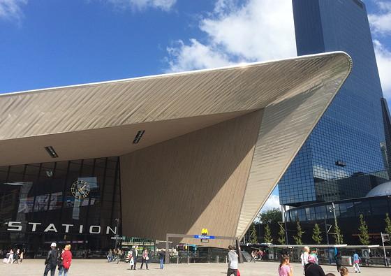 Ploggen 9 September 2015: HAK Bonen Erbij Event Rotterdam Centraal