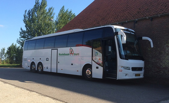 Ploggen 9 September 2015: HAK Bonen Erbij Event bus