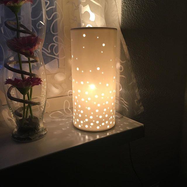 lumineo porcelain lamp