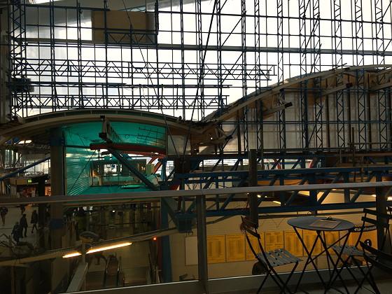 Margriet Winterfair 2015 oude dak utrecht centraal