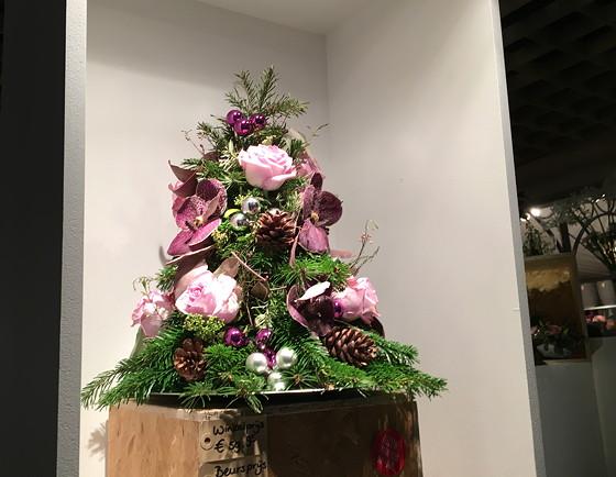 Margriet Winterfair 2015 bloemstuk