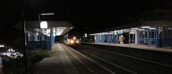 Margriet Winterfair 2015 trein