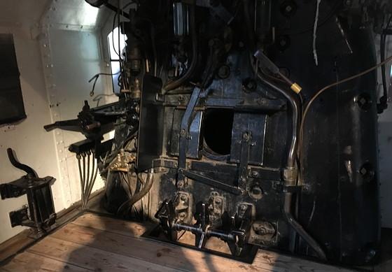 Allerhande Kerstfestival 2015 in Spoorwegmuseum kolen scheppen