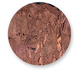 Mi Moneda rock copper large