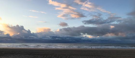 Ploggen 7 Maart 2016: Strandhuisjes van Landal Beachvilla's