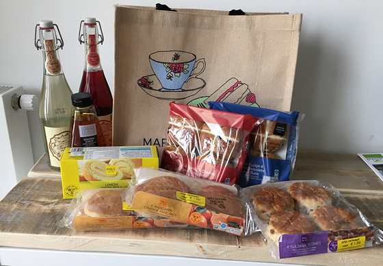 Ploggen 9 Maart 2016: Shoppen in Den Haag Marks & Spencer aankoopjes
