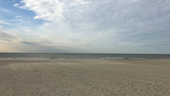 Ploggen 9 Maart 2016: Shoppen in Den Haag strandwandeling