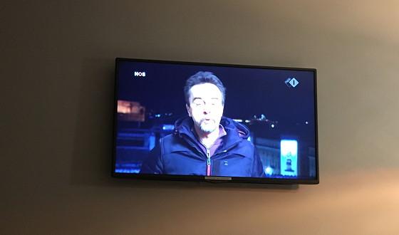 Ploggen 9 Maart 2016: Shoppen in Den Haag tv kijken