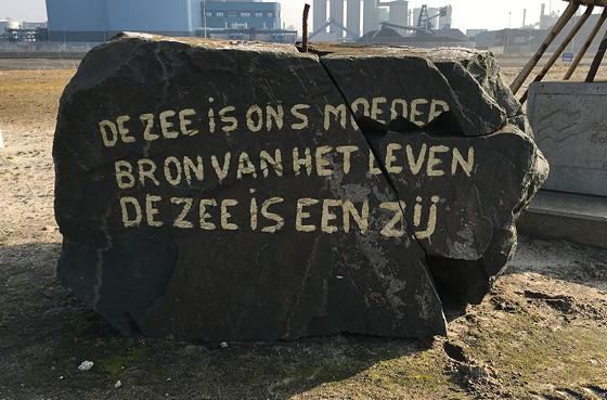 Ploggen 11 Maart 2016: Bezoek Futureland en Rondvaart Maasvlakte 2 mooie tekst