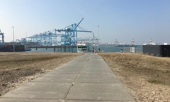 Ploggen 11 Maart 2016: Bezoek Futureland en Rondvaart Maasvlakte 2