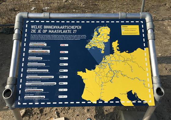 Ploggen 11 Maart 2016: Bezoek Futureland en Rondvaart Maasvlakte 2 bestuderen