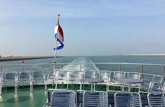 Ploggen 11 Maart 2016: Bezoek Futureland en Rondvaart Maasvlakte 2 daar gaan we