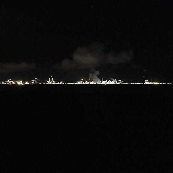 lichtjes op de maasvlakte 2