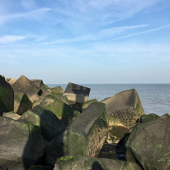 einde pier hoek van holland