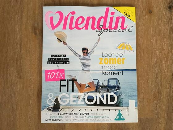 Vriendin Fit & Gezond Special 2016