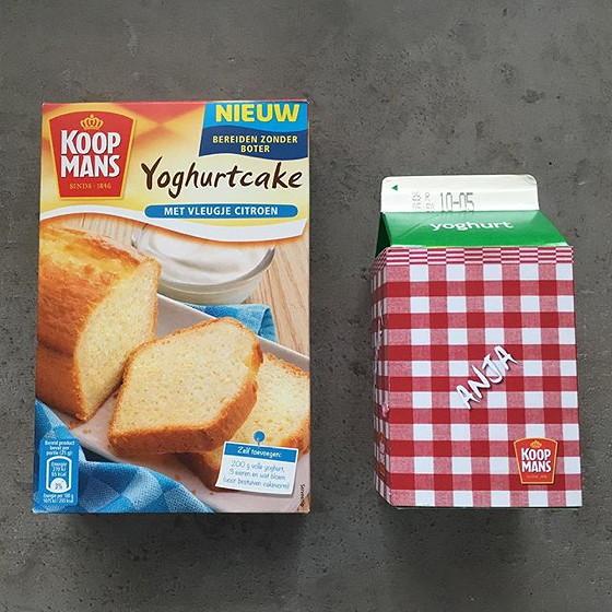 yoghurtcake