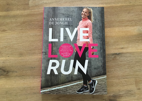 Live Love Run - Annexeren de Jongh