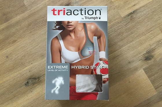Triumph Triatlon Hybrid Star P. Sportbh