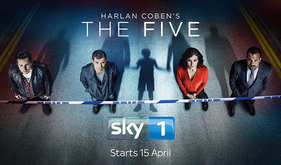 The Five van Harlan Coben