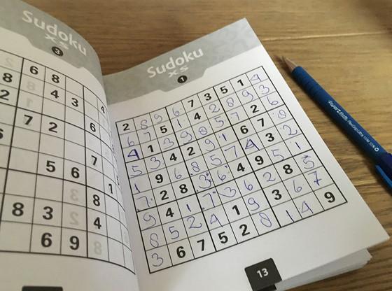 Hoog Vaals Chocoladehemel Sudoku