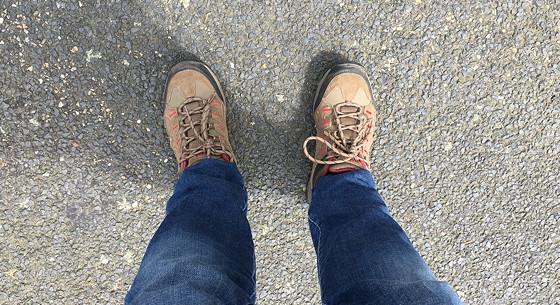 Hoog Vaals wandelschoenen