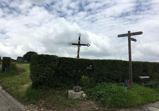 Hoog Vaals Jezus aan het kruis