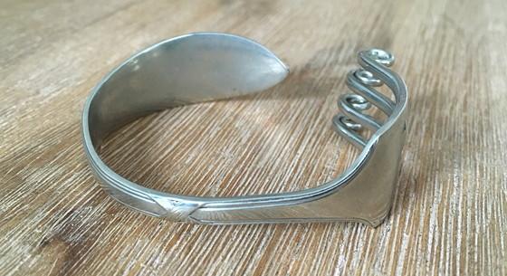 Armband van een Vork