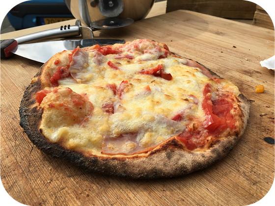 Straat-Pizza met Pizza on Wheels