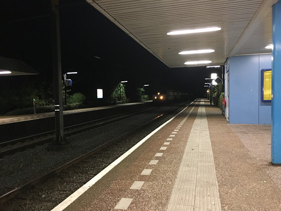 Ploggen 13 Oktober 2016: Osirisdag en Lifestylelab trein naar Rhenen