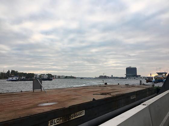 Ploggen 13 Oktober 2016: Osirisdag en Lifestylelab achterkant Amsterdam Centraal