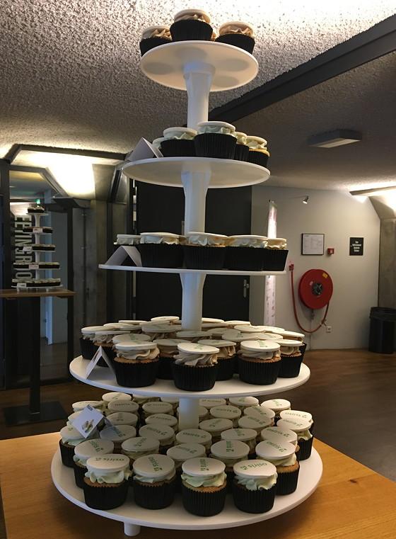 Ploggen 13 Oktober 2016: Osirisdag en Lifestylelab Osiris Cupcakes