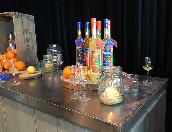 Ploggen 13 Oktober 2016: Osirisdag en Lifestylelab xquisito limoncello arancello