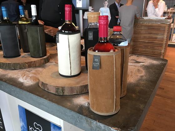 Ploggen 13 Oktober 2016: Osirisdag en Lifestylelab Kywie wijnkoelers