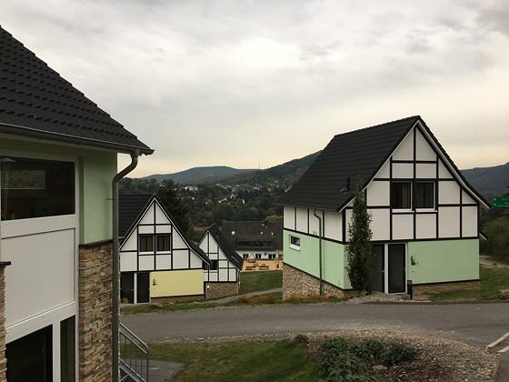 Ploggen 14 Oktober 2016: Op Vakantie naar de Eifel naar boven