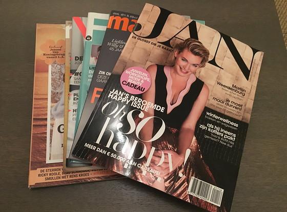 Ploggen 15 Oktober 2016: naar Heimbach magazines