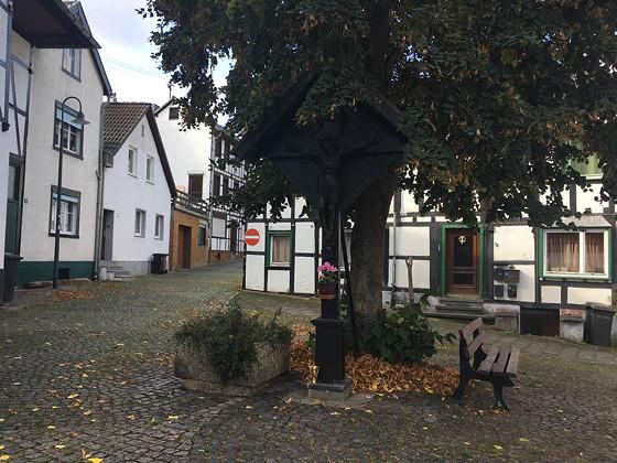 Ploggen 15 Oktober 2016: naar Heimbach Jezus