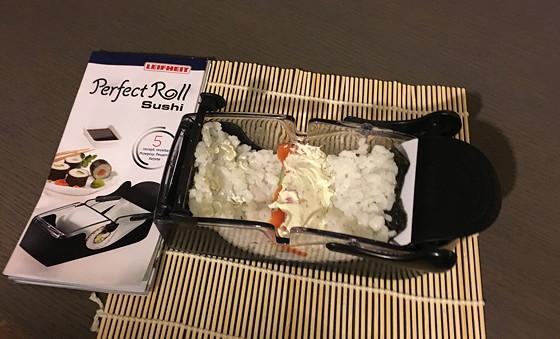 Ploggen 15 Oktober 2016: naar Heimbach sushi maken