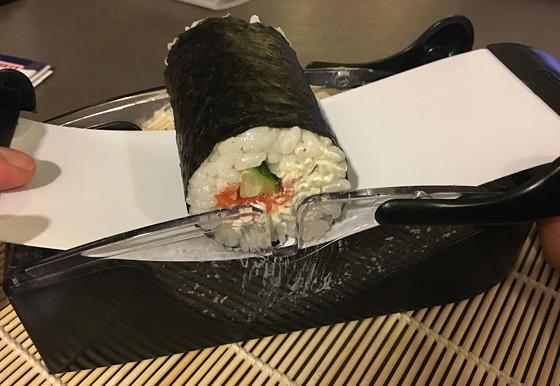 Ploggen 15 Oktober 2016: naar Heimbach perfect sushi