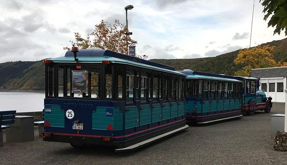 Ploggen 17 Oktober 2016: Wandelen bij de Rursee Rurbahn