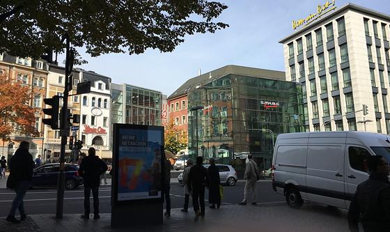 Ploggen 18 Oktober 2016: Shoppen in Aken P+R
