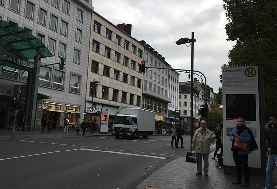 Ploggen 18 Oktober 2016: Shoppen in Aken