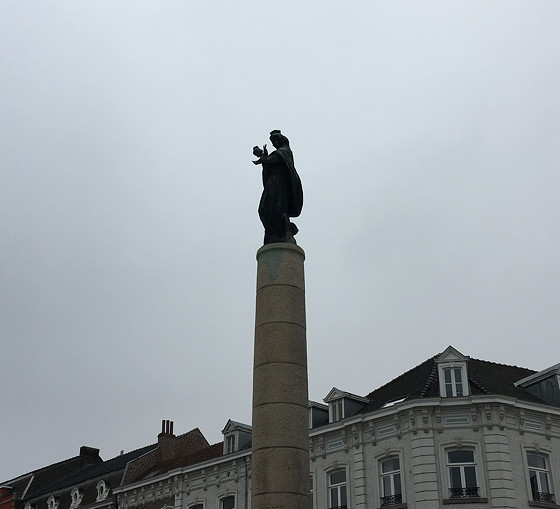 Ploggen 27 Oktober 2016: Dagje Maastricht pilaar