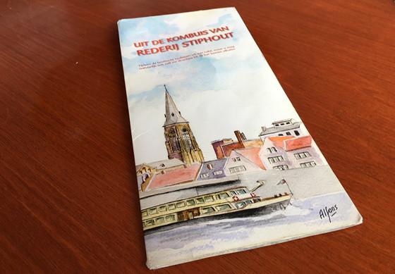 Ploggen 27 Oktober 2016: Dagje Maastricht kaart